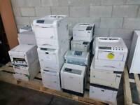 Office printers x 19 joblot