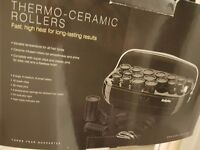 For Sale. Babyliss heated hair rollers