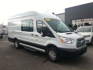 2015 Ford Transit T-350 High Roof 148-EL DIESEL