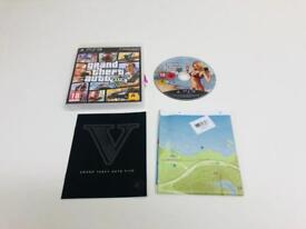 GRAND THEFT AUTO V GTA 5 PLAYSTATION 3 GAME