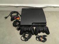 Sony Playstation 3 Slim - 320GB - Model CECH-3003B