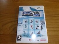 Nintendo Wii Winter Sports the ultimate challenge 2008