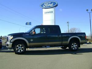 2011 Ford F-350 Lariat,6.7L,HEATED LEATHER