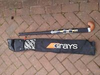 Quality TK Hockey, bag and ball stick for sale £15