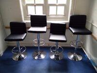 Bar stools/chairs