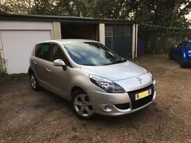 2011 61 Reg Renault Scenic TomTom Dynamique 1.5 dci
