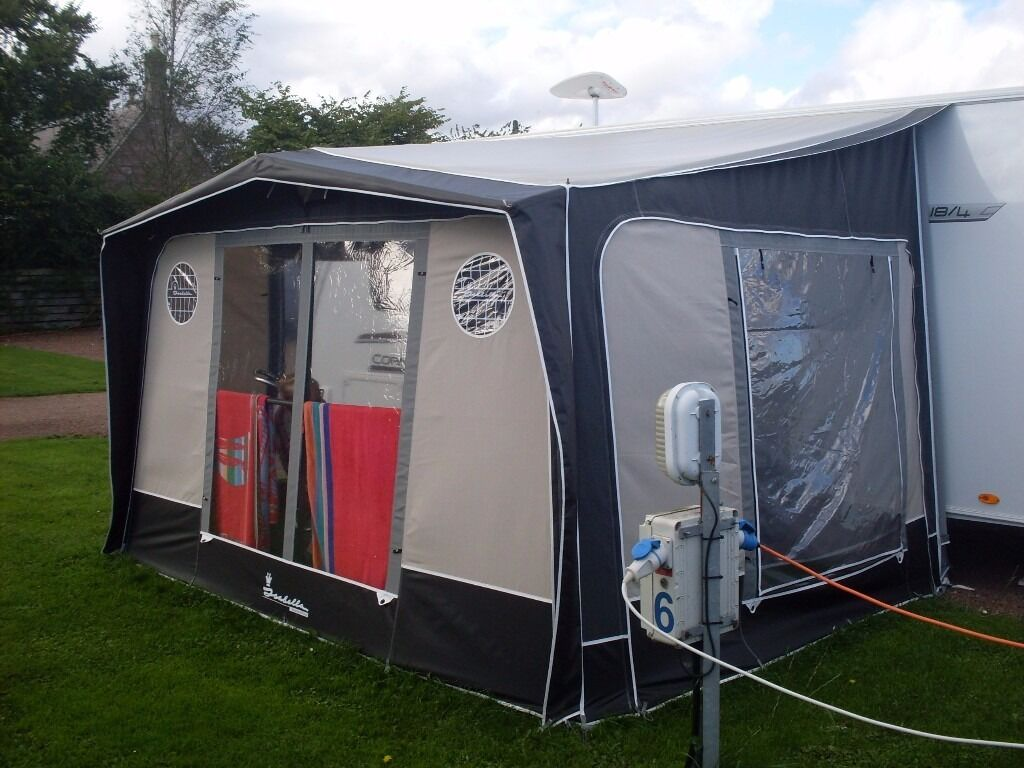 ISABELLA MAGNUM 250 COAL PORCH AWNING | in Allerton ...