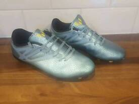 Messi football boots size 5