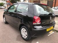 2009 VW POLO 1.2 LOW MILES SERVICE HISTORY QUICK SALE