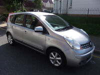 Nissan Note 1.5 dCi Acenta 5dr diesel, NC57KRG, 72558 Miles, New Clutch,part exchange welcome