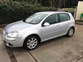 VW Golf 2.0GT FSI Petrol