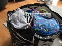 Large baby boys bundle 0-3 months