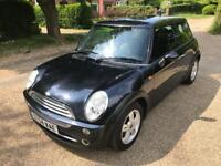 2004 (54) Mini One 1.6 Full Mini Service History 1 Previous Owner Loads of extras Air Con etc.