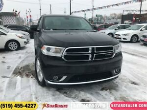 2014 Dodge Durango SXT | AWD | 7PASS | HEATED SEATS