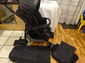Mamas and Papas Pliko pram stroller