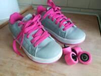 X-liners trainers like heeleys
