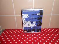 THIS IS SHANE MEDOWS 4 DISC DVD BOXSET