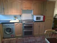 "LARGE FITTED KITCHEN AT ""SILLY PRICE"""