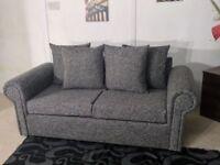 FABRIC/CRUSH VELVET LUXURY*GLP SOFA* 3+2/Corner sofa SEATER 14128