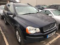 2006 Volvo XC90 Auto Lux 7 Seat AWD IMMACULATE Years Mot Leather