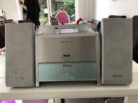 Stylish Stereo - CD player and DAB radio - £20