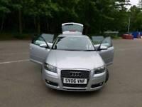 Audi a3 automatic silver
