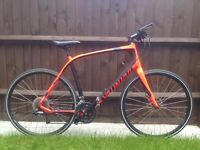 Specialized Sirrus Elite Carbon Disc 2015 Hybrid Bike