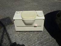Thetford electric cassette toilet