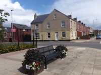 Goldthorpe Large Freehold unit with four one bed flats and one two bed flat for sale as whole