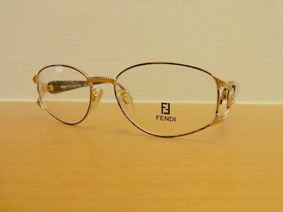 Originale Brille, Korrektionsfassung FENDI VL 7002 Co. 476 Vintage