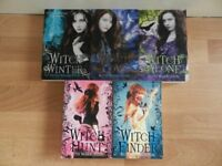 Witch Story Books Bundle