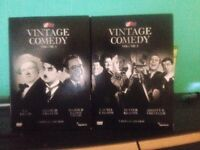 two vintage comedy box sets volume 1 and 2