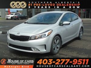 2018 Kia Forte LX / Back Up Camera / Bluetooth / Heated Seats