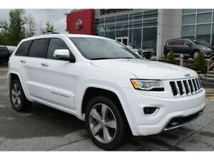 2016 Jeep Grand Cherokee Overland navigation+toit panoramique+co