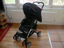 Pushchair and travel system