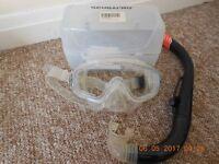 Scuba Pro Mask & snorkel