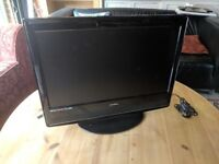 """*GARAGE CLEAR OUT* E-MOTION 21.6"""" TV/DVD PLAYER"""