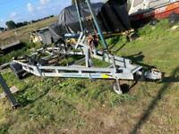3200kg Indespension boat trailer