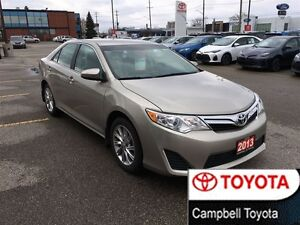2013 Toyota Camry LE UPGRADE NAVIGATION--REAR CAMERA---ONLY 25,