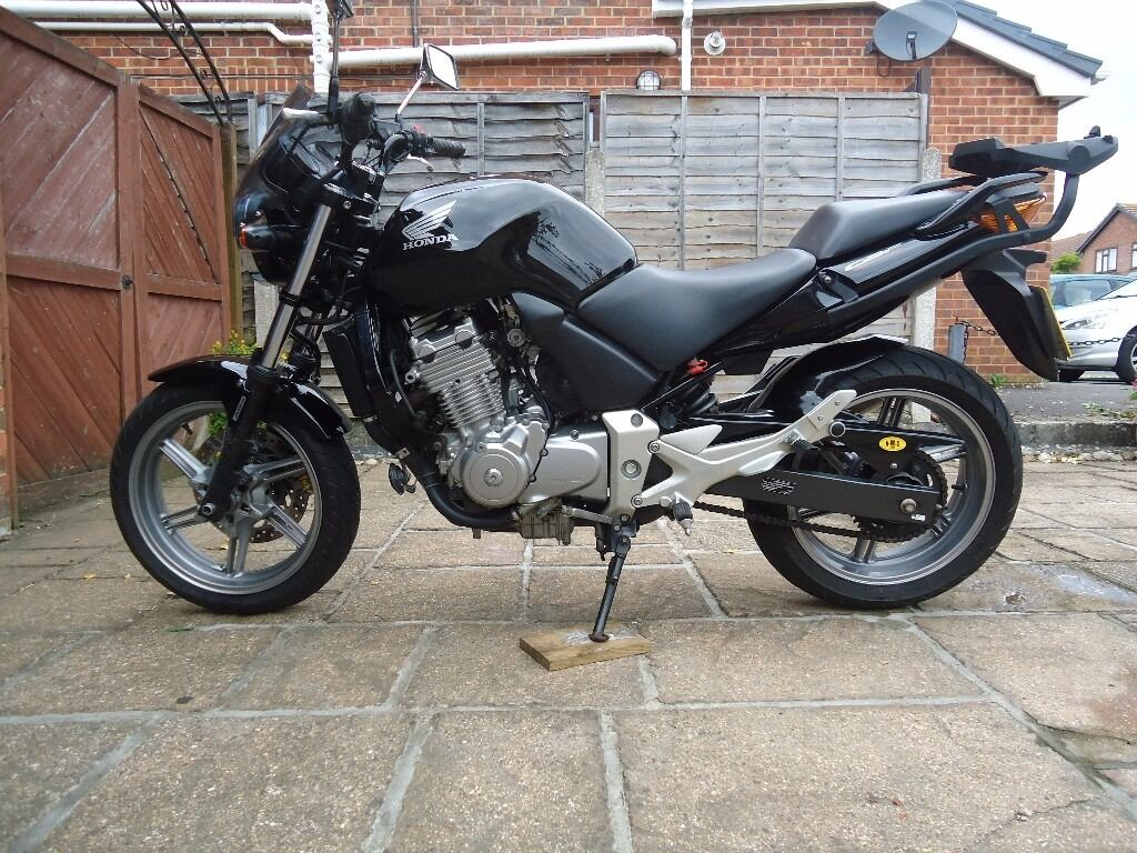 honda cbf 500 abs in christchurch dorset gumtree. Black Bedroom Furniture Sets. Home Design Ideas