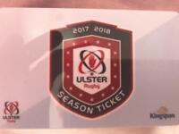 Ulster v Wasps Ticket