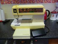 singer futura 2001 sewing machine