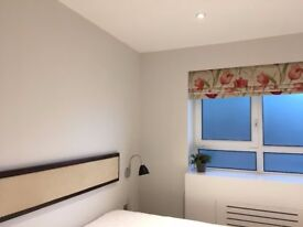 new Double room finished to a high standered Flat in Chelsea