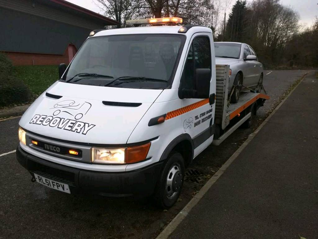 24hr Breakdown and Recovery Service ,Fully Insured .Rotherham based.