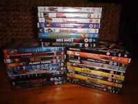 DVD collection for sale - good condition (1 of 4)