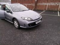renault laguna tom tom diesel estate
