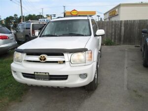 2006 Toyota Sequoia Limited V8 AS-IS AS-TRADED DEAL