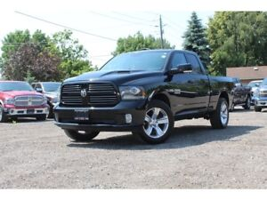 2015 Ram 1500 Sport*Sunroof*Leather*Navigation*SUPER CLEAN