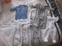 3-6 month pyjamas