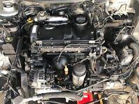 Bare engine PD 130